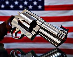 America, red white and blue, patriotic, 4th of July, American flag, guns, weapons, self defense, protection, revolver, 2nd amendment, America, firearms, munitions #guns #weapons #merica