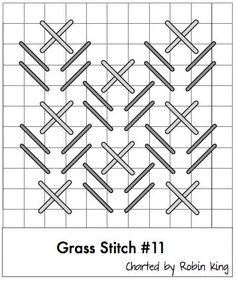 Needlepoint Stitches Stitch Diagrams Strat Super Switch Wiring 519 Best Images In 2019 Grass Robin King Bargello Canvases Needlework Plastic