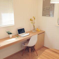 Simple Interior, Modern Interior, Interior Design, Muji Home, Desk Inspiration, Minimalist Room, Japanese Interior, Cozy Room, My New Room