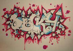 My Names Becky | Becky graffiti by vetalas
