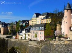 En la semana que dedicamos a #Luxemburgo te sugerimos algunos de los sitios que puedes visitar. Qué los disfruteis! #luxembourg #travel #travelblogger #travelwriter