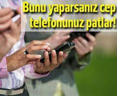 """Cep telefonunuz neden patlar? 12/12/2014 Cepkask Genel Müdürü Tayfun Gülgeç, cep telefonlarında orijinal pil kullanımına dikkat edilmesi gerektiğini söyledi. Cep telefonu patlamalarına yönelik yazılı açıklama yapan Cepkask Genel Müdürü Tayfun Gülgeç, bu gibi patlama ve yangınlarda orijinal olmayan pillerin ön sırada yer aldığını kaydetti.   Gülgeç, şunları kaydetti:  """"Ancak sadece yan sanayi piller değil, orijinal olmayan nerede hangi şartlarda ve hangi kalitede malzemeler ile üretildiği…"""