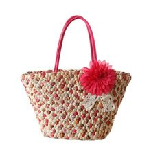 Newest arrival Thai Women Woven Beach Bag Colorful Pompon Summer Style Handbags Bohemian Boho Indian Straw Bag Famous Designer Brand sac a main now for sale US $25.37 with free delivery  you could find this specific item and more at our favorite site      Buy it now at this site >> http://bohogipsy.store/products/thai-women-woven-beach-bag-colorful-pompon-summer-style-handbags-bohemian-boho-indian-straw-bag-famous-designer-brand-sac-a-main/,  #BohoChic