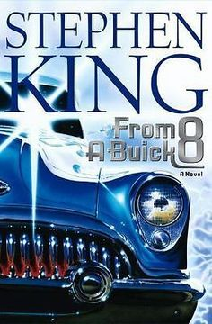 From a Buick 8 by Stephen King - BookBub Stephen King It, Stephen King Novels, Steven King, King Richard, Great Books, My Books, Amazing Books, Albin Michel, King A