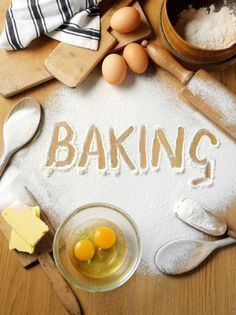 get baking