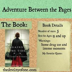 The Destiny of One: Adventure between the Pages: Against the Tide