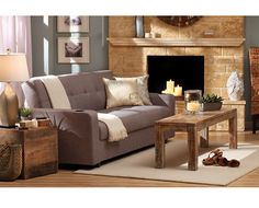 Gladstone Futon - Sofa Mart