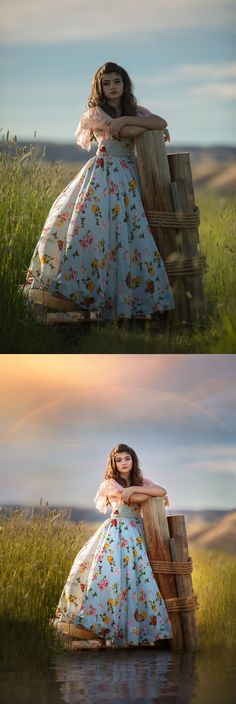 Before and after from Shannon Squires Photography's Rising Tide photography workshop that we were honored to be apart of, I am so in love with all the images from this workshop! <3 Photographed and edited by Shannon Squires Photography using Summerana Photoshop actions and Photoshop overlays from https://summerana.com/ Model: Samantha Gangal Dress: Bentley and Lace Makeup: Polished to perfection makeup artistry Taniesha King Hair: Knotty Hair Salon