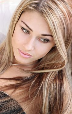 Light Brown Hair With Blonde Highlights Short Hair