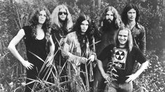 Lynyrd Skynyrd is an American rock band best known for popularizing the southern hard-rock genre during the 1970s. Description from cage8.com. I searched for this on bing.com/images