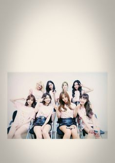 Girls generation iPhone wallpaper