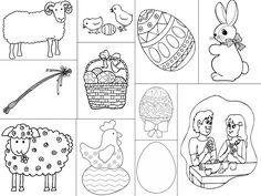 velikonoční omalovánky Easter Activities For Kids, Printable Pictures, Jar, Printables, Education, Comics, Easter Activities For Children, Print Templates, Cartoons