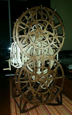 Antikythera mechanism replica model