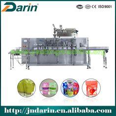 Spout Bag Water Filling Packing Machine/spout Pouch Water Filling Packing Machine