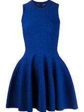 Alexander McQueen - pleated dress