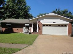 Attractive 3 bedroom, 1 bath home with 2 car garage. 2 storage buildings in fenced backyard. Nice covered patio.