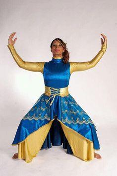 Delki Rosso Praise Dance Wear, Worship Dance, Praise And Worship, Dance Outfits, Dance Costumes, Couture, Ballet Skirt, Dance Clothing, How To Wear