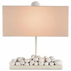 Currey & Company Anemone Table Lamp