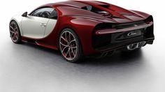 Bugatti Chiron colorizer previews popular color schemes - Autoblog