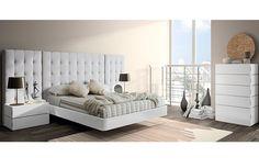 Consejos para decorar dormitorios pequeños con poca luz natural #tips #deco #ideas