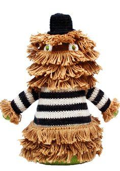 Mr. X doll    #jenklairkidsfaves