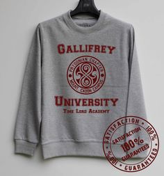 Trui gallifrey university €27,36 ❤️❤️❤️