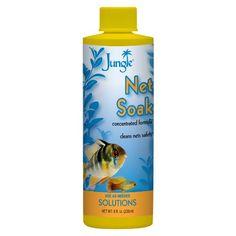 Jungle Net Soak - 8 fl oz - ON SALE! http://www.saltwaterfish.com/product-jungle-net-soak-8-fl-oz