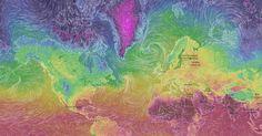 Hărți prognoze meteorologice