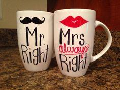 DIY coffee cups