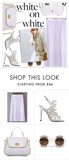 """""""Zaful"""" by teoecar ❤ liked on Polyvore featuring Wildfox and zaful"""