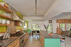 Dandelion House Spring Kitchen | Cultivate.com #kitchen #cultivateit