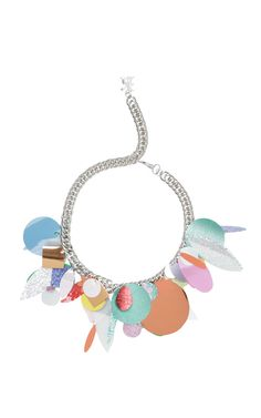 Sequin Necklace by CHRISTOPHER KANE for Preorder on Moda Operandi