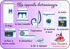 """Appliances 