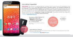 """Smartphone Airis TM55QZ 5,5"""", oferta 109.90€ La Tienda en Casa"""