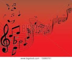 Afbeeldingsresultaat voor muzieknoten en kerstmis
