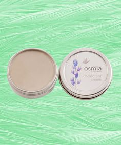 The Kinder, Gentler Guide To Beauty Osmia Organics Deodorant Cream, available at Osmia Organics. Organic Makeup, Organic Beauty, Organic Skin Care, Natural Beauty, Diy Beauty, Beauty Makeup, Beauty Hacks, Beauty Tips, Ombre Lips