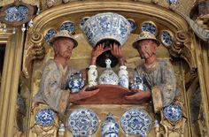 Charlottenburg Palace: the Porcelain Cabinet. > Photos by jasonvy7.