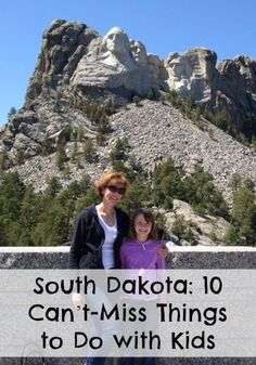 There are a lot of fun things to do in South Dakota, making a family road trip across the Mount Rushmore State a must-do. Here's what to do in South Dakota. South Dakota Vacation, South Dakota Travel, North Dakota, Deadwood South Dakota, North America, Rapid City South Dakota, South Carolina, Family Road Trips, Road Trip Usa