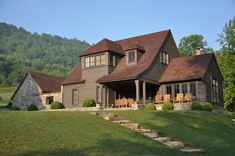 Luxurious Mountain Home--The Laurel - Houses for Rent in Canton, North Carolina, United States Cold Mountain, Mountain Cottage, Laurel House, Gated Community, Travel Bugs, National Forest, Renting A House, North Carolina, Acre