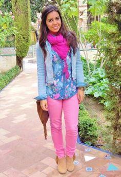 Pinkadicta: Básicos: La bufanda