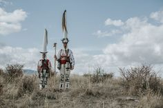 London-based photographer Aron Klein's 'Kukeri' series offers an intriguing portrait of tradition in an age of technology. Aron depicts the demon chasers of local folklore, the Kukeri, against Bulgaria's mountainous Balkan region.