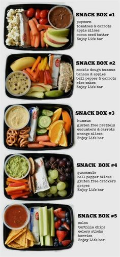 - These Kids Snack Bento Boxes are the perfect answer for every busy mom who wants to feed their kids healthy snacks but are short on time. These Kids Snack Bento Boxes are the perfect answer for every busy mom who wants to feed their kids healthy snacks Lunch Snacks, Lunch Recipes, Cooking Recipes, Snacks Kids, Kids Snack Box, Meal Prep Recipes, Snacks For Work, Box Lunches, Snack Pack