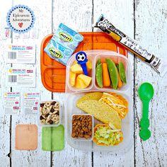 Non-sandwich lunchbox ideas your kids will love!