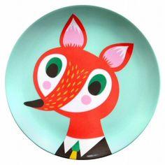Lautanen Fox Mint, Helen Dardik