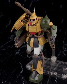 [FULL REVIEW] ROBOT魂 MS-06 ZAKU CANNON. Many images, Info http://www.gunjap.net/site/?p=323484