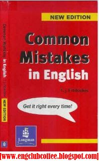 Common Mistakes in English Free PDF Download