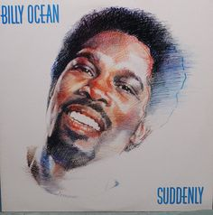 Billy Ocean  Suddenly 1984  LP Album Vinyl Record Demo