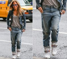 Well, like I said before… many brands now have ready to wear boyfriend jeans for women in their stores. Fashion Ideas, Fashion Outfits, School Outfits, Jennifer Lopez, Put On, Boyfriend Jeans, Ready To Wear, Passion, Sport