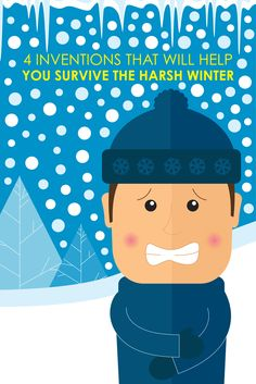 These four products make it easier to get through the harsh winter. Check out our blog at inventhelp.com.