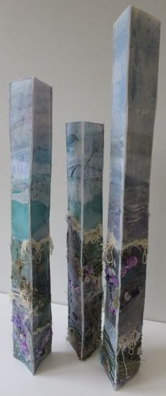 Marian Jazmik   MIXED MEDIA TEXTILE ART – Inspired by the natural environment.
